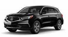 2020 acura mdx packages acura mdx configurations