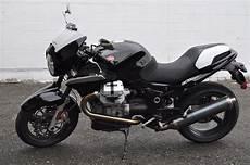 Moto Guzzi 1200 Sport Like A Black Panther