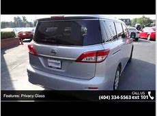 2012 Nissan Quest LE   Rick Hendrick Chevrolet of Buford