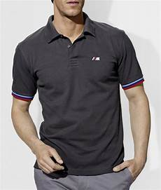 polo bmw motorsport tms338513 genuine bmw m polo shirt anthracite no