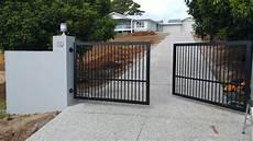 swing gate terranora automatic swing gate installation study