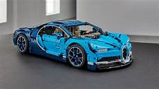 Lego Technic Bugatti Chiron 42083 Offiziell Vorgestellt
