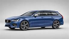 This Is The Smart New Volvo V90 R Design Top Gear