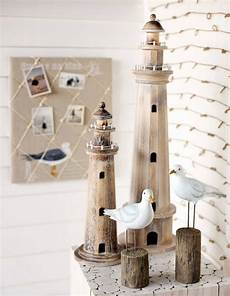 decorative wooden lighthouse with images lighthouse