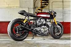Yamaha Cafe Racer Xv