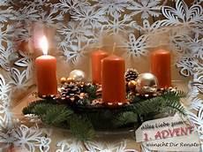 Wünsche Zum Advent - willkommen in renates eckchen liebe gr 252 223 e zum 1 advent