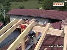 Construction D Une Charpente Bois Samse