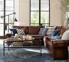 Braunes Sofa Kombinieren - 33 cool brown and blue living room designs digsdigs