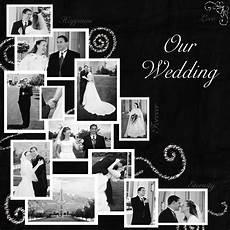 wedding scrapbook ideas black and white the very beginning of my scrapbooking journey taumarunui