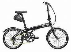 bmw mini folding bike 20 zoll im test faltrad im