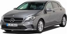 Mercedes A Klasse W176 Technische Daten - mercedes a klasse 2012 2018 benziner adac