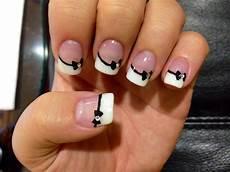 bow tie nails nail designs bow nail designs cute nail