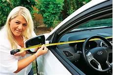 Verengter Fahrstreifen Wie Breit Ist Ihr Auto Wirklich