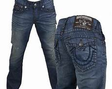 true religion s ricky t shasta brown navy
