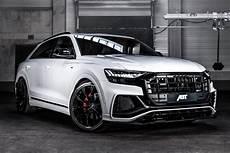 abt presents aerodynamic upgrades for the 2019 audi q8 audi club america