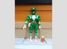 Jual Power Rangers : Green Ranger Action Figure di lapak