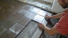 chantier pose carreaux terre cuite artisanaux 05 mise