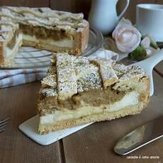 Crostata Al Pistacchio Crema Pasticcera Panna E Ricotta E Frutti Di Bosco The Foodteller | crostata variegata pistacchio con crema di ricotta ricotta torta al pistacchio e torte