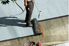 bitumen flüssig flachdach the cost of flat roof replacement