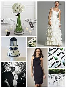 your wedding support get the black white wedding