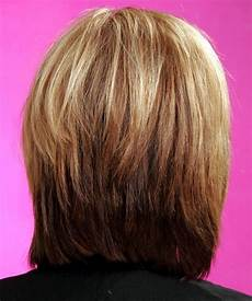 Bob Frisuren Hinteransicht - layered bob hairstyles back view medium casual
