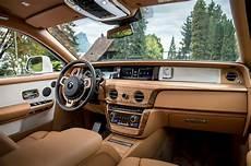 2018 Rolls Royce Phantom Drive Review Motor Trend