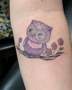 tatouage de symbolisme et signification des tatouages de hiboux