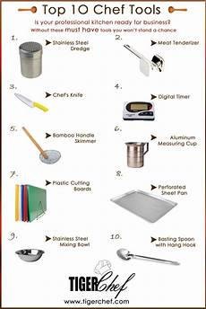 Small Kitchen Equipment And Their Uses