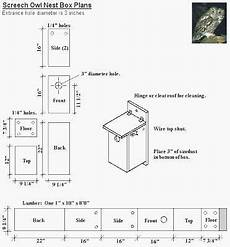 barred owl house plans screech owl house plans luxury barred owl house plans