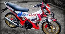 Modifikasi Motor Satria Fu 2018 by Gambar Modifikasi Motor Satria Fu Keren Terbaru 2018