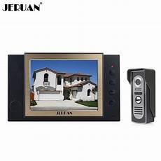 Außenkamera Mit Monitor - jeruan 8 inch door phone 1 monitor 1