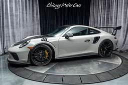 Used 2019 Porsche 911 GT3 RS Weissach Package ONLY 1600