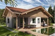 Holz Fertighaus Bungalow - bungalow fertighaus das fertigteilhaus f 252 r
