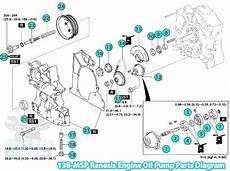 Mazda Rx 8 Engine Parts Diagram 13b Msp Renesis