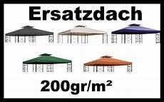 pavillon partyzelt ersatzdach m kaminabzug 3x3 m blau