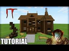 pennywise house plans minecraft how to make pennywise house quot it house minecraft