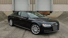 2015 audi a8 driven review top speed