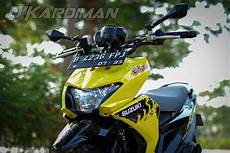 Modifikasi Nex by Modifikasi Suzuki Nex Ii Cross Stang Beat