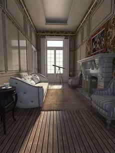 Neoclassical Apartment
