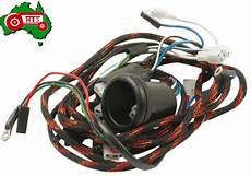Tractor Wiring Harness Loom Massey Ferguson 35 3