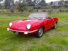 1969  FIAT 850 Spider Bertone Automobile Fiat Auto