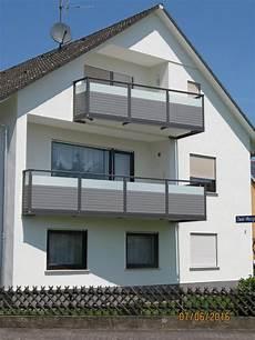 balkon das schmuckst 252 ck am haus aus aluminium damit sie