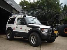 Mitsubishi Pajero Sport Dakar Rally Team Service Car Pictures