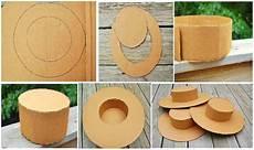 como elaborar un sombrero infantil con material reciclable como elaborar un sombrero infantil