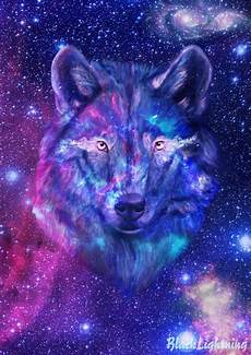 Wolf Galaxy Wallpaper Cool Drawings galaxy wolf wallpapers wallpaper cave