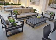 salon de jardin gris anthracite meilleur salon de jardin gris anthracite nanocoat