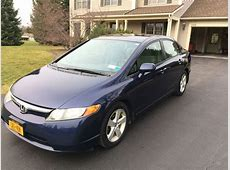 Used 2006 Honda Civic for Sale by Owner in Rochester, NY 14694