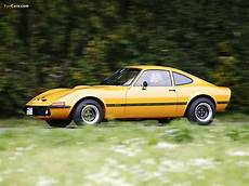 1971 Opel Gt Information And Photos Momentcar