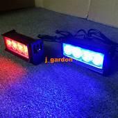 VSLED 2 X 4 LED Flashing Light Beacon Recovery Emergency