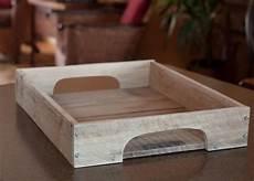 le selber bauen diy wood serving tray pallet tray serving tray wood